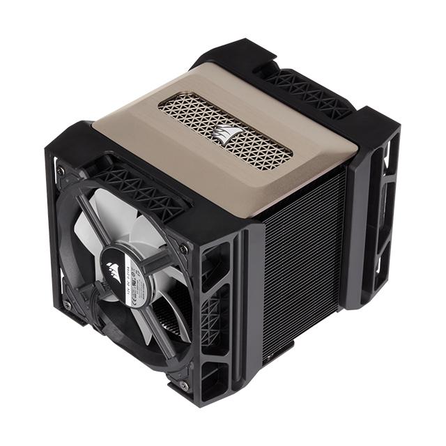 Disipador para CPU Corsair A500, 2 Ventiladores ML120 - CT-9010003-WW