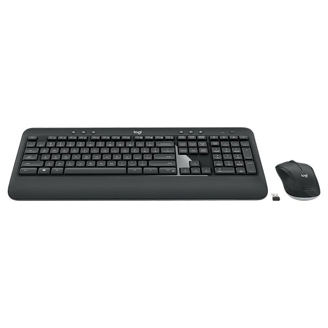 Combo de Teclado y Mouse Logitech MK540 Advanced, Inalambrico - 920-008673