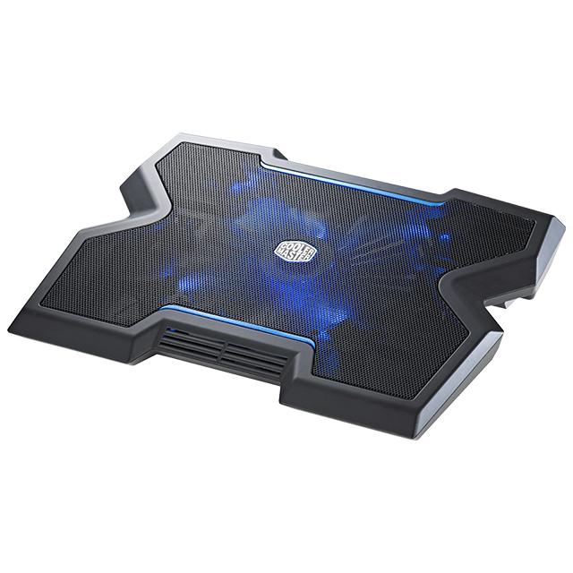 """Base Enfriadora para Laptop Cooler Master NotePal X3, 17"""" - R9-NBC-NPX3-GP"""