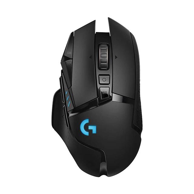 Mouse Logitech G502 Lightspeed Hero, inalámbrico, 16,000 DPI - 910-005550
