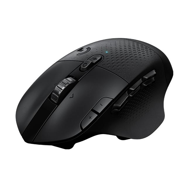 Mouse Logitech G604 Lightspeed Hero, Inalámbrico, Lightspeed, 16,000 DPI - 910-005648