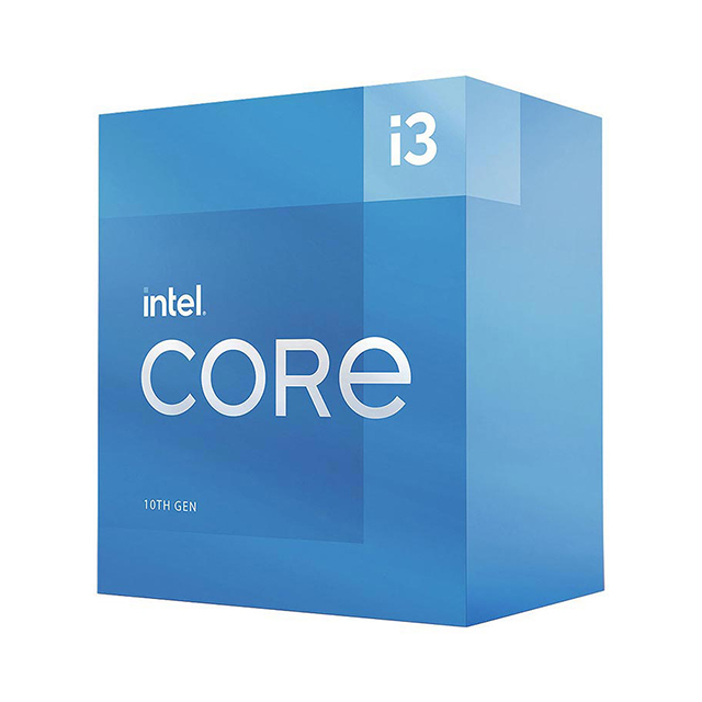 Procesador Intel Core i3 10105, 4 Cores, 8 Threads, 6MB, 3.7Ghz/4.4Ghz, Socket 1200