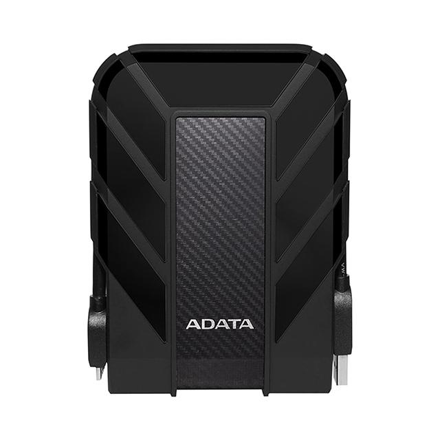 Disco Duro Externo Adata HD710 Pro, 1TB, Negro, USB 3.1, Resistente a golpes, agua y polvo, certificación grado militar