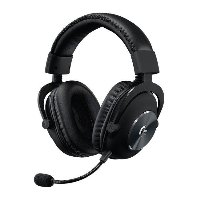 Diadema Logitech Serie PRO, Alámbrico, 3.5mm, USB, PC, PS4, Xbox One, Nintendo Switch, Mobile, 7.1 Surround, Stereo, 981-000811