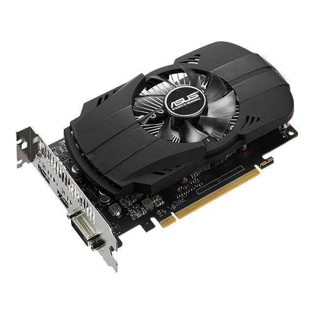 Tarjeta de Video Nvidia Asus Phoenix GeForce GTX 1050 Ti, 4GB GDDR5 - PH-GTX1050TI-4G - (Venta exclusiva por transferencia electrónica o depósito bancario)