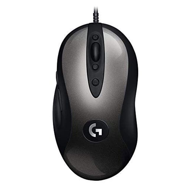 Mouse Logitech MX518 Legendary, Alámbrico, Sensor Hero, 16,000 DPI