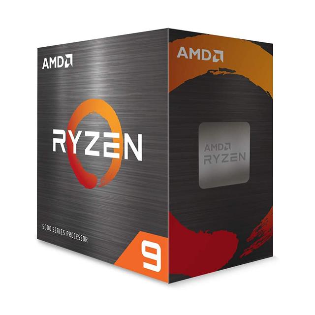 Procesador AMD Ryzen 9 5900X, 12 Cores, 24 Threads, 3.7Ghz Base, 4.8Ghz Max, Socket AM4