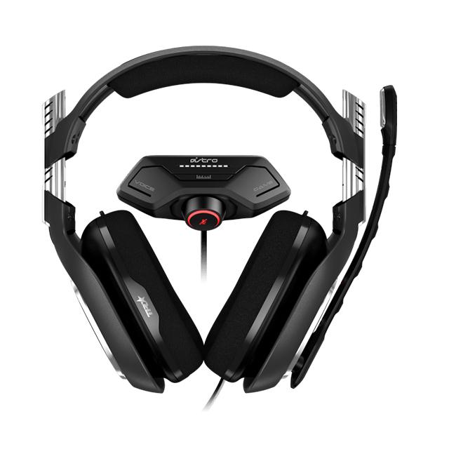 Diadema Astro A40 TR Hedset + MixAmp M80, Xbox One / Series X S - (Logitech)