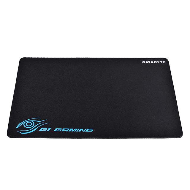 Mousepad Gamer Gigabyte MP-100, Negro Antoderrape, 350x260x3mm