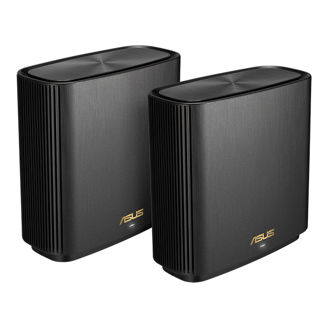 Router Asus ZenWiFi AX (XT8) - AX600, Triple Banda, WiFi 6, 2.4 Ghz / 5 Ghz / 5 Ghz