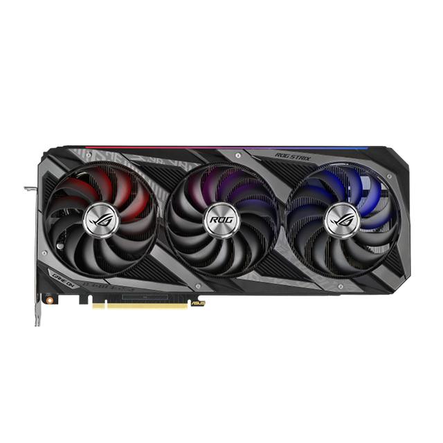 Tarjeta de video Nvidia Asus ROG Strix Geforce RTX 3080 Ti 12GB GDDR6X, Aura Sync - ROG-STRIX-RTX3080TI-O12G-GAMING - (Venta exclusiva por transferencia electrónica o depósito bancario).