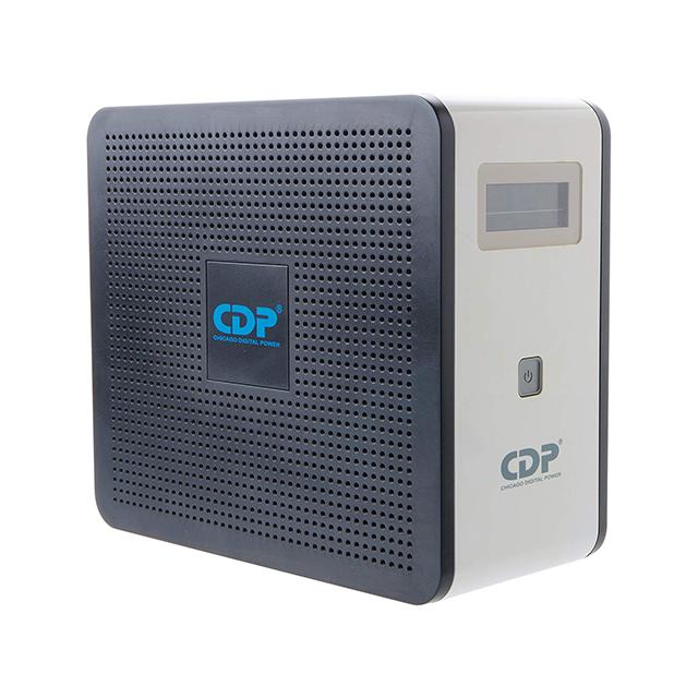 No-Break CDP, R-Smart 1010, 1000VA, 500W, 10 Contactos, UPS
