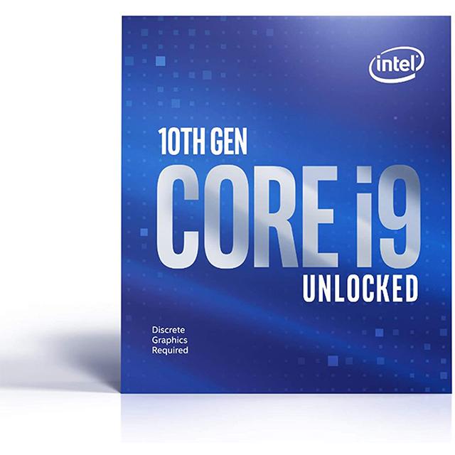 Procesador Intel Core i9 10900KF, 10 Cores, 20 Threads, 20MB, 3.70Ghz/5.30Ghz, Socket 1200 (OEM)