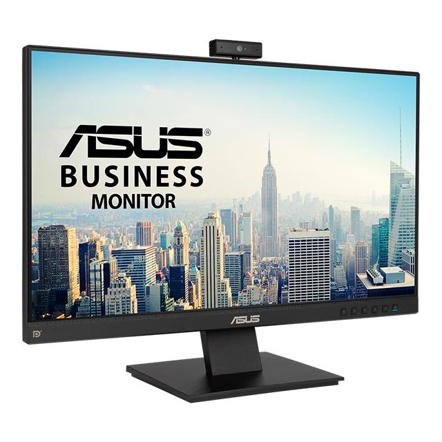 "Monitor Asus Business BE24EQK 23.8"", 1920 x 1080, IPS, Camara Web HD, Microfono, Bocinas, Flicker free, Low Blue Light, HDMI, Display Port"