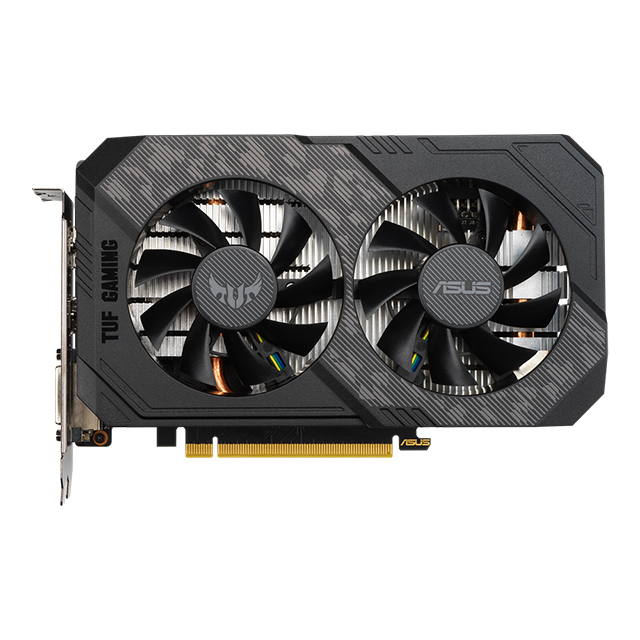 Tarjeta de Video Nvidia Asus TUF Gaming GeForce GTX 1660 Super OC Edition 6GB GDDR6 - TUF-GTX1660S-O6G-GAMING - (Venta exclusiva por transferencia electrónica o depósito bancario).