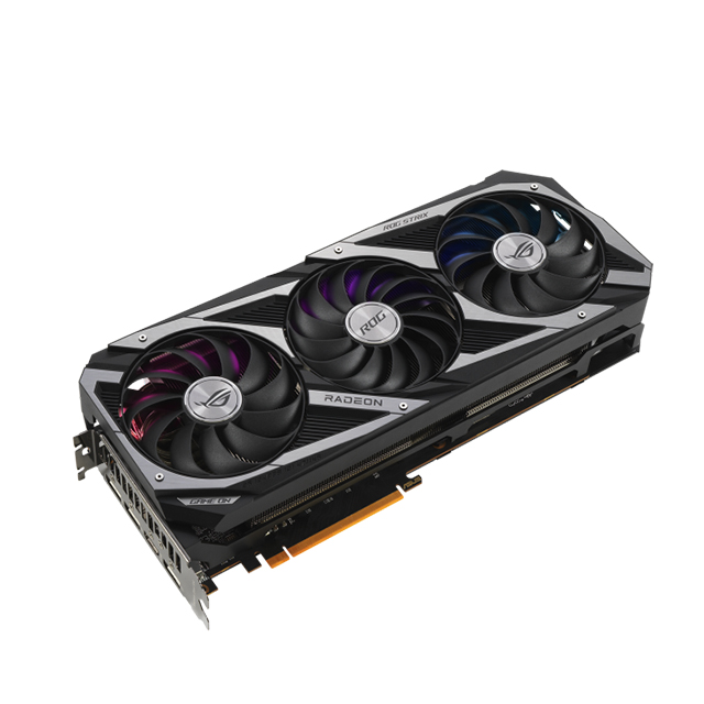 Tarjeta de video AMD Asus ROG Strix Radeon RX 6700 XT OC Edition 12GB GDDR6, Aura Sync - ROG-STRIX-RX6700XT-O12G-GAMING - (De venta exclusiva por transferencia electrónica o depósito bancario)