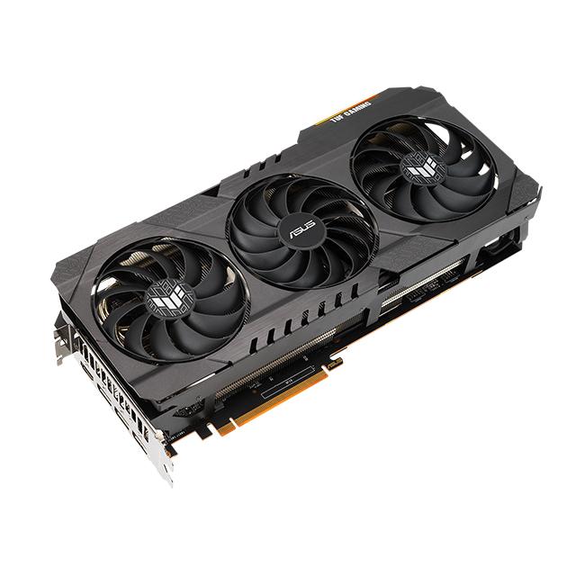 Tarjeta de video AMD Asus TUF Gaming Radeon RX 6800 OC Edition 16GB GDDR6, Aura Sync - TUF-RX6800-O16G GAMING - (De venta exclusiva por transferencia electrónica o depósito bancario)
