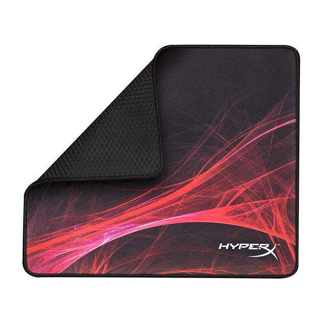 Mousepad HyperX Fury S Pro Speed Edition Mediano, 360x300x3mm, HX-MPFS-S-M