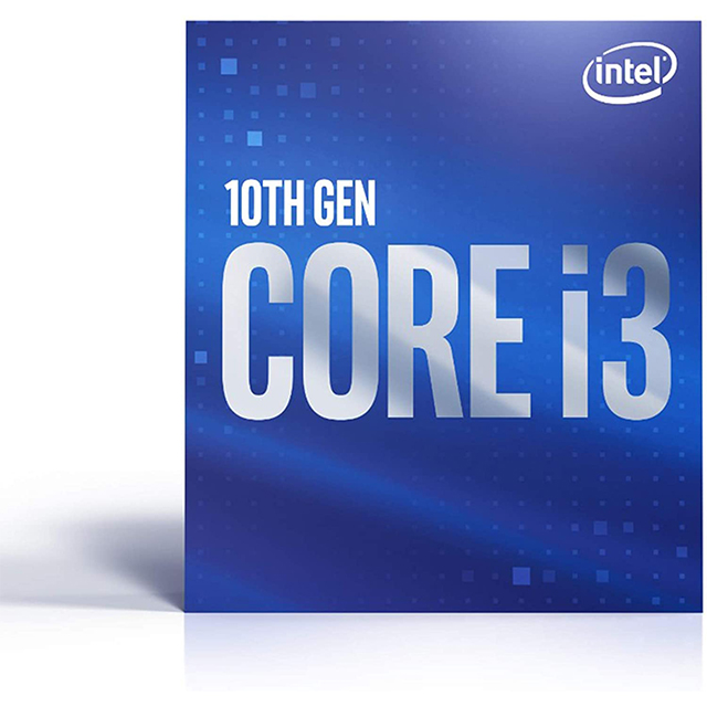 Procesador Intel Core i3 10100, 4 Cores, 8 Threads, 6MB, 3.6Ghz/4.30Ghz, Socket 1200
