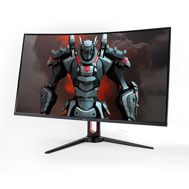 "Monitor Yeyian Sigurd Series 3500, YMC-70201, 31.5"", 1920 x 1080, HDMI, Displayport, 1MS, 165Hz, AMD Freesync"