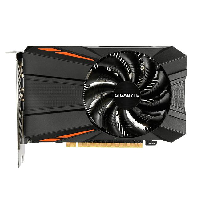 Tarjeta de Video Nvidia Gigabyte GeForce GTX 1050 Ti D5, 4GB GDDR5 - GV-N105TD5-4GD -  (Venta exclusiva por transferencia electrónica o depósito bancario)