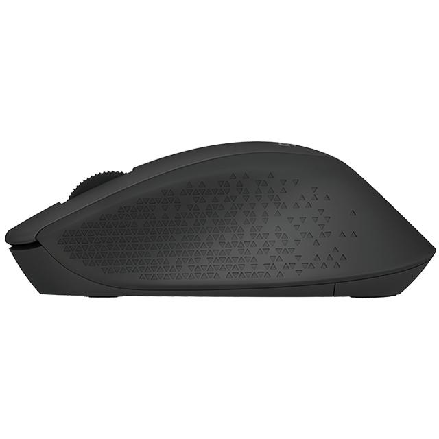 Mouse Logitech M280 Rojo, Inalámbrico - 910-004286