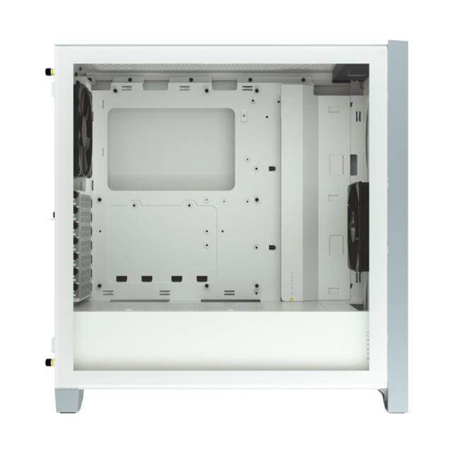 Gabinete Corsair Airflow 4000D, Cristal Templado, 2 Ventiladores, ATX - CC-9011201-WW