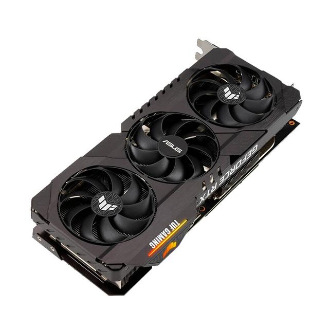 Tarjeta de video Nvidia Asus TUF Gaming Geforce RTX 3080 O10G Gaming, 10GB GDDR6X, Aura Sync - TUF-RTX3080-O10G-GAMING - (Venta exclusiva por transferencia electrónica o depósito bancario)