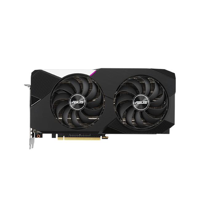 Tarjeta de video Nvidia Asus Dual Geforce RTX 3070 OC Edition, 8GB GDDR6, RGB - DUAL-RTX3070-O8G - (Venta exclusiva por transferencia electrónica o depósito bancario)