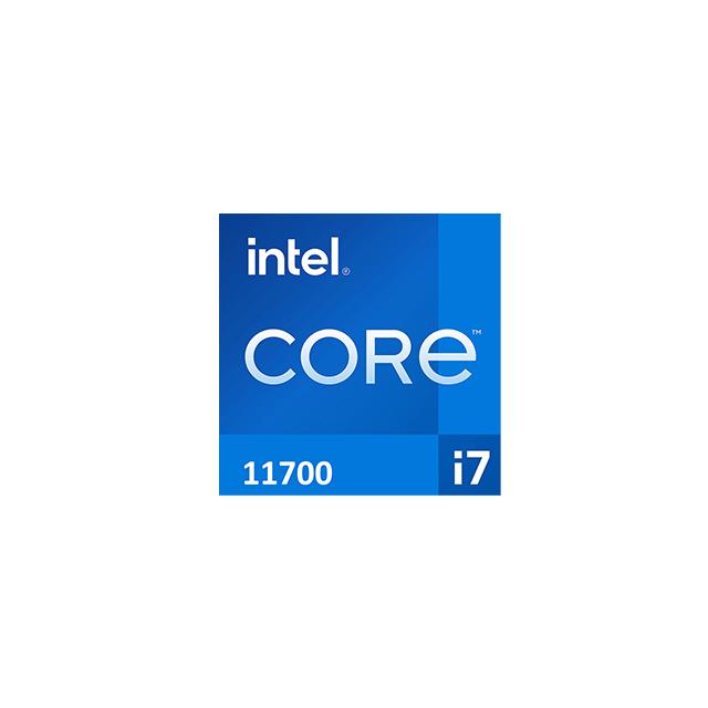 Procesador Intel Core i7 11700, 8 Cores, 16 Threads, 16MB, 2.50Ghz/4.90Ghz, Socket 1200, Intel 11th Generacion