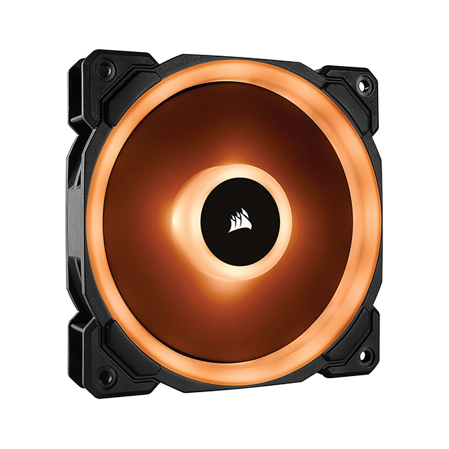 Ventiladores Corsair LL120 RGB Black - Kit de 3 Ventiladores 120mm (Refurbished - 30 dias de garantia) - CO-9050072-WW/RF