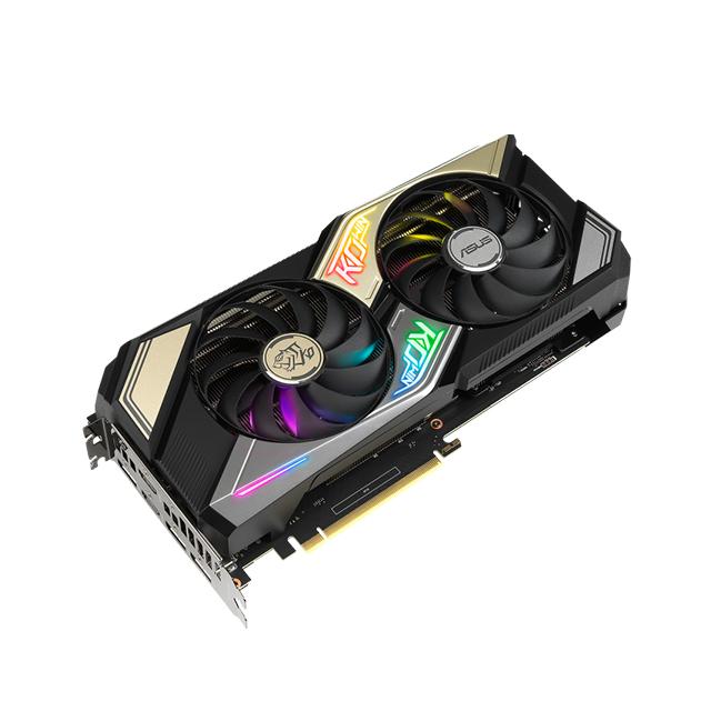 Tarjeta de video Nvidia Asus KO GeForce RTX 3060 Ti V2 OC Edition 8GB GDDR6, Aura Sync - KO-RTX3060TI-O8G-V2-GAMING - (Venta exclusiva por transferencia electrónica o depósito bancario)
