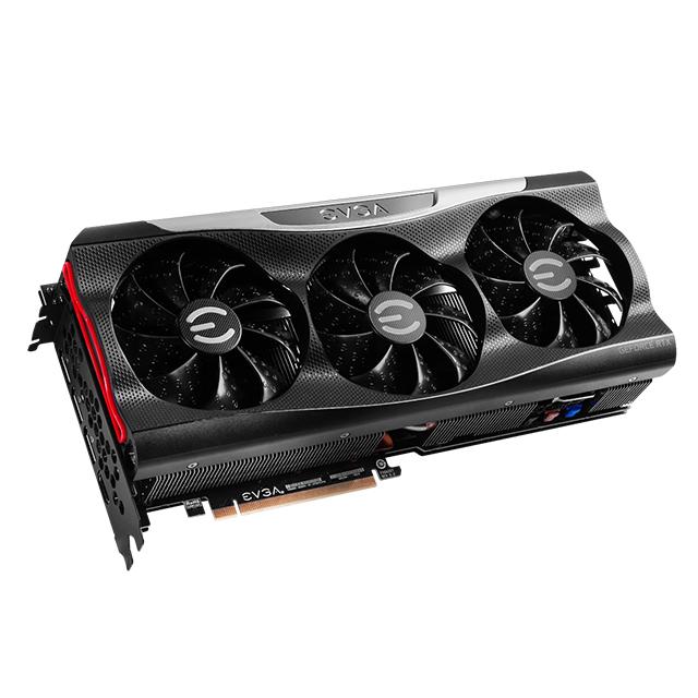 Tarjeta de Video Nvidia EVGA GeForce RTX 3090 FTW3 Ultra Gaming, 24GB GDDR6X, ARGB, Metal Blackplate - 24G-P5-3987-KR