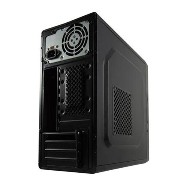 Gabinete Acteck Ultron X600, Micro-ATX, RGB, Incluye fuente de 500w