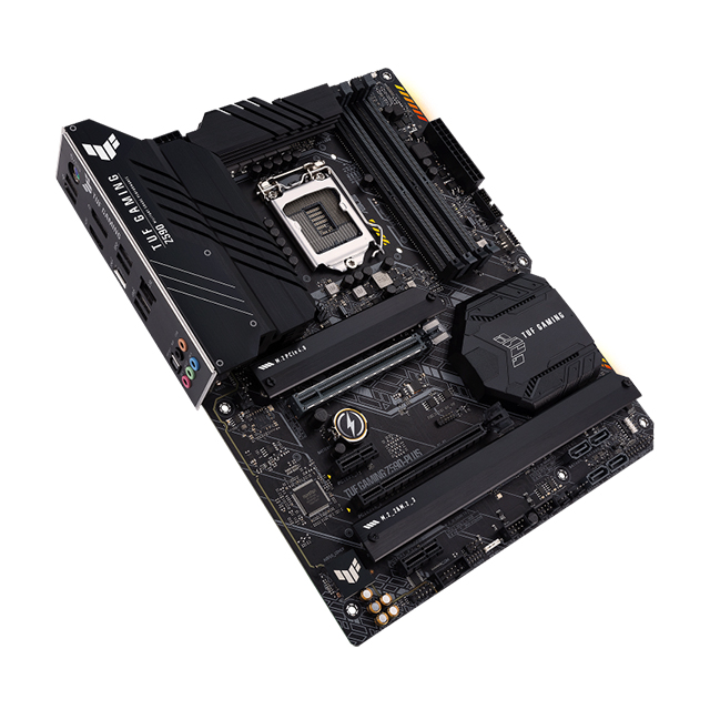Tarjeta Madre Asus TUF Gaming Z590-Plus, ATX, AM4, DDR4 5133Mhz OC, Triple M.2, Aura Sync - TUF GAMING Z590-PLUS