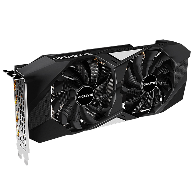 Tarjeta de Video Nvidia Gigabyte GeForce RTX 2060 Windforce 6GB GDDR6 -  GV-N2060WF2OC (Rev 2.0)