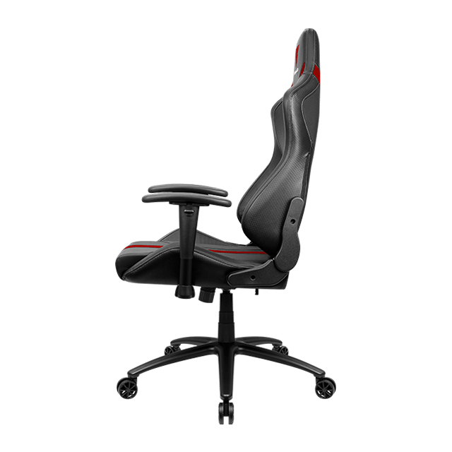 Silla Gamer Thunderx3 YC3 Black/Red, Reclinable, 4D