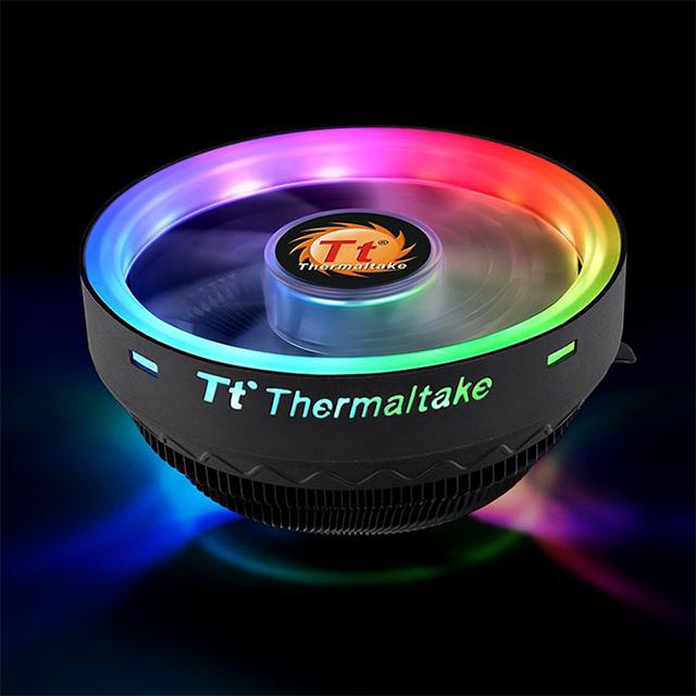Disipador para CPU Thermaltake UX100 ARGB Lighting CPU Cooler, CL-P064-AL12SW-A