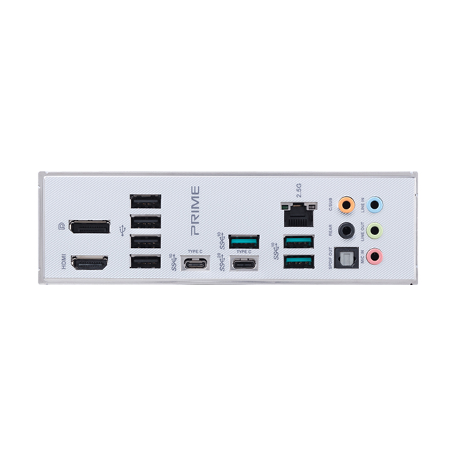 Tarjeta Madre Asus Prime Z590-A, 10-11 Gen Intel, DDR4 5333Mhz OC, ATX, Triple M.2, Aura Sync, Asus ThunderboltEX 4