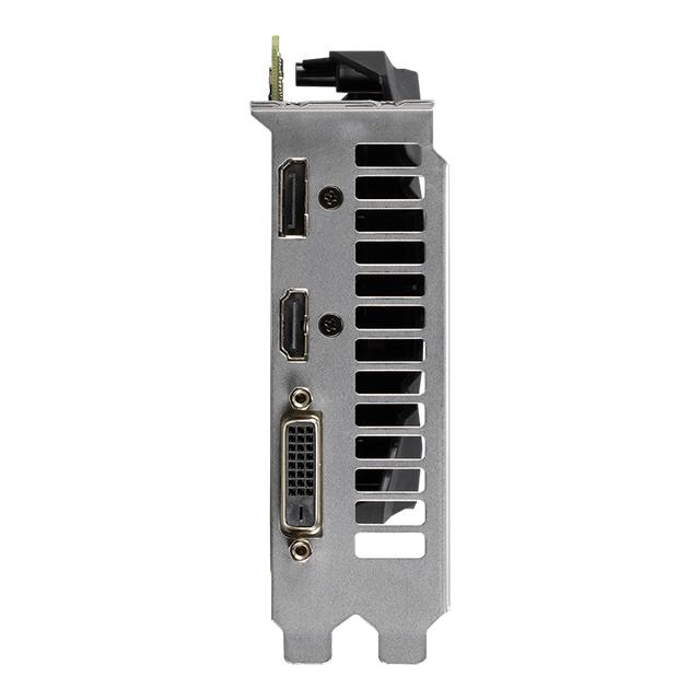 Tarjeta de Video Nvidia Asus Phoenix GeForce GTX 1660 Super OC Edition 6GB GDDR6 - PH-GTX1660S-O6G - (Venta exclusiva por transferencia electrónica o depósito bancario).