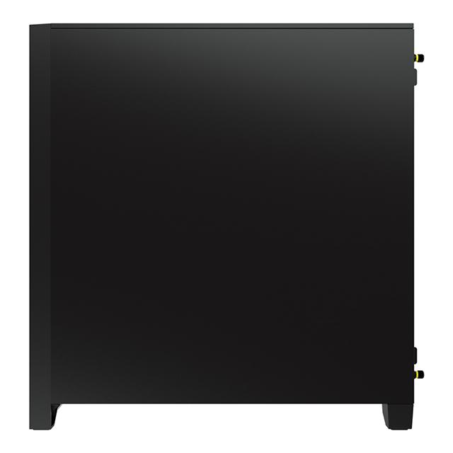 Gabinete Corsair 4000D Negro, Cristal Templado, 2 Ventiladores, ATX - CC-9011198-WW