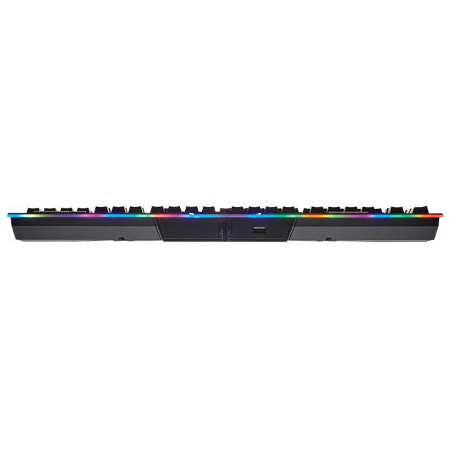 Teclado Mecánico Corsair K95 RGB Platinum, Cherry MX Speed, Ingles (Refurbished) - CH-9127014-NA/RF