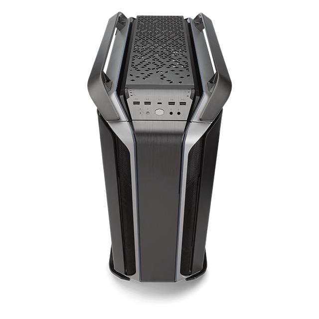 Gabinete Cooler Master Cosmos C700M, Full Tower, Cristal Templado, 4 Ventiladores 140mm, ARGB, E-ATX -  MCC-C700M-MG5N-S00
