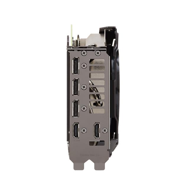 Tarjeta de video Nvidia Asus TUF Gaming Geforce RTX 3080 Ti 12GB GDDR6X, Aura Sync - TUF-RTX3080TI-12G-GAMING - (Venta exclusiva por transferencia electrónica o depósito bancario).