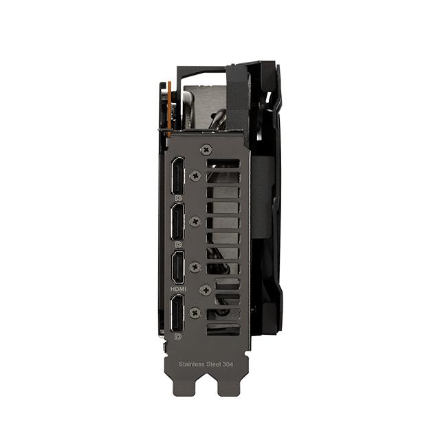Tarjeta de Video AMD Asus TUF Gaming Radeon RX 6700 XT OC Edition 12GB GDDR6, Aura Sync - TUF-RX6700XT-O12G-GAMING - (De venta exclusiva por transferencia electrónica o depósito bancario)