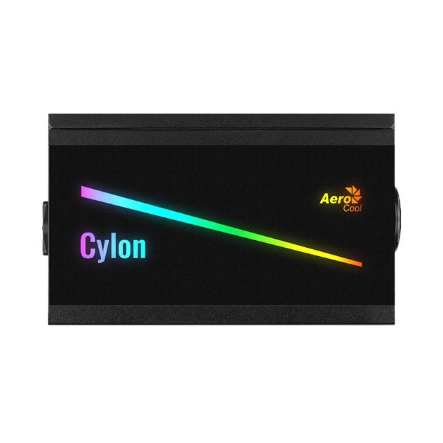 Fuente de Poder Aerocool 700W 80 Plus Bronze Cylon RGB