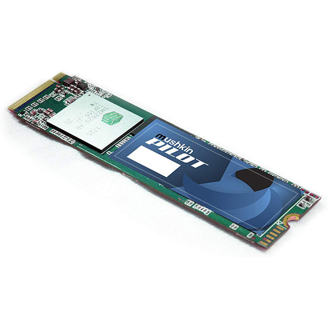 Unidad de Estado Solido SSD NVMe M.2 Mushkin Pilot Enhanced 2Tb, 2750/1600, PCI Express 3.0