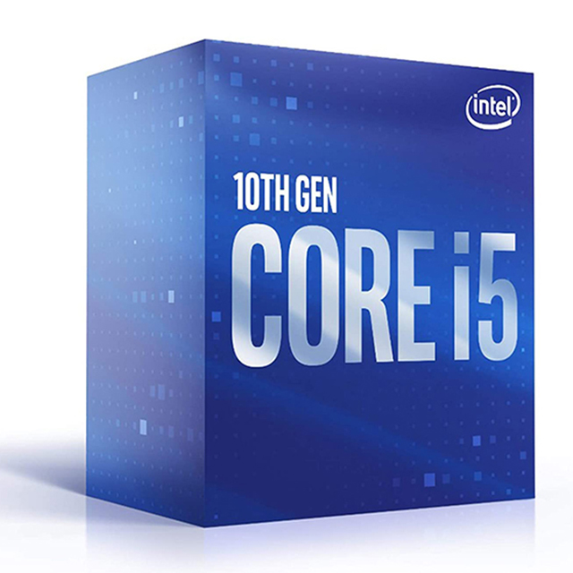 Procesador Intel Core i5 10400, 6 Cores, 12 Threads, 12MB, 2.9Ghz/4.30Ghz, Socket 1200