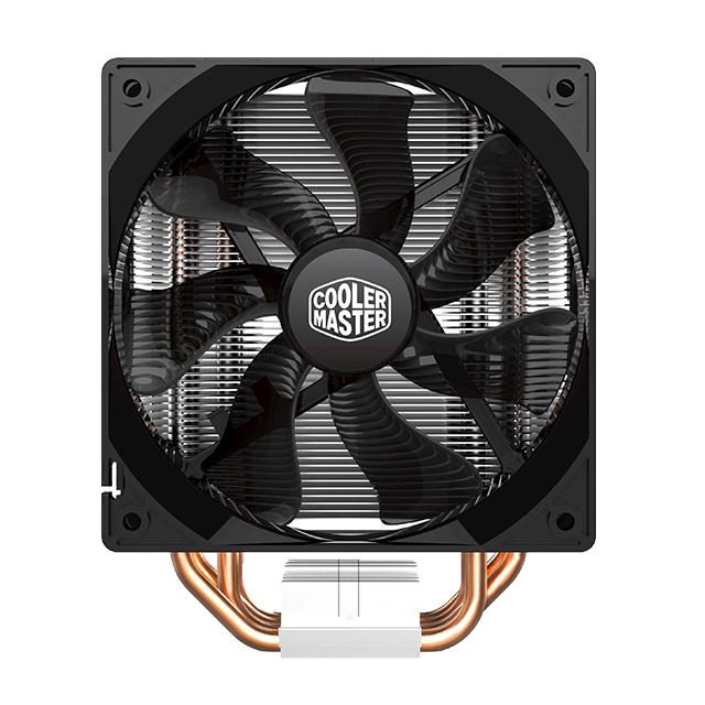 Disipador para CPU Cooler Master Hyper 212 LED, RR-212L-16PR-R1