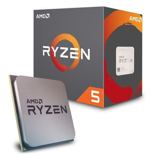 Procesador AMD Ryzen 5 2600, 6 Cores, 12 Threads, 3.4Ghz Base, 3.9Ghz Max, Socket AM4,  Wraith Stealth (Buen Dia)